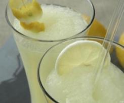 Clon de Granizado de limón rápido