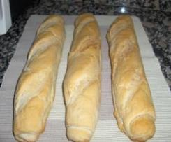 BARRAS DE PAN (MUY BUENAS)