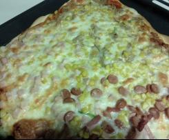 pizza tres estaciones