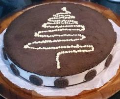 Tarta de Oreo (Chocolate Blanco y Queso)