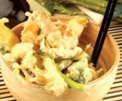Masa para tempura